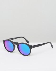 Солнцезащитные очки RetroSuperFuture Paloma Cove - Черный