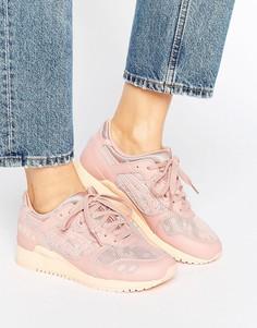 Розовые кроссовки Asics Gel-Lyte Iii - Розовый
