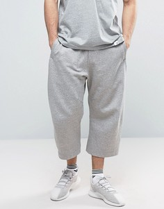 Серые джоггеры adidas Originals X BY O 7/8 BQ3100 - Серый
