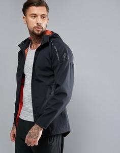 Худи черного цвета adidas ZNE B46971 - Черный