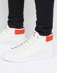 Высокие кроссовки Paul Smith Shima - Белый