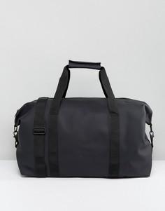Черная сумка Rains - Черный