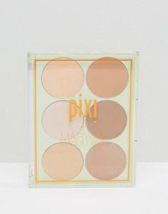 Палитра для стробинга и бронзирования Pixi & Maryam Maquillage - Мульти