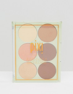 Палитра для контуринга и стробинга Pixi & Maryam Maquillage - Мульти