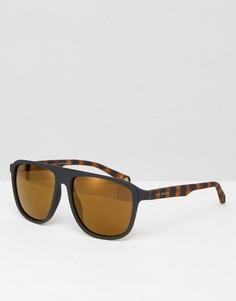 Солнцезащитные очки‑авиаторы Ted Baker - Черный