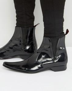 Ботинки челси Jeffery West - Черный