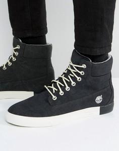 Парусиновые ботинки Timberland Newport 6 дюймов - Черный