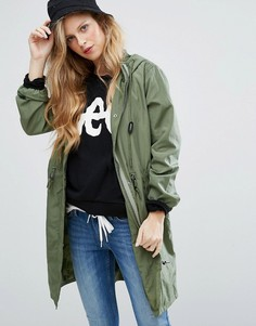 Куртка-дождевик Lee - Зеленый