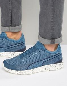 Тканые кроссовки Puma Ignite - Синий
