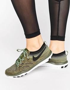 Кроссовки Nike Free Tr Focus Flyknit - Мульти