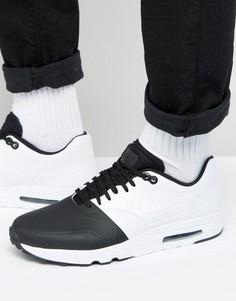 Черные кроссовки Nike Air Max 1 Ultra 2.0 875845-001 - Черный