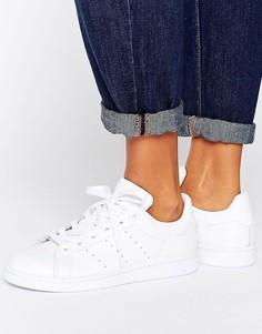 Женские белые кроссовки adidas Originals Stan Smith - Белый