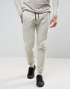 Трикотажные джоггеры D-Struct - Светло-серый