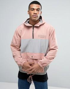 Куртка через голову с капюшоном Heros Heroine - Розовый