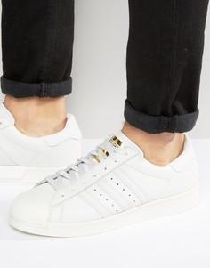 Белые кроссовки adidas Originals Superstar Boost BB0187 - Белый