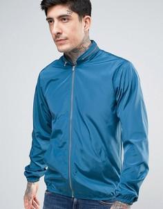 Куртка с двойной молнией YMC - Синий