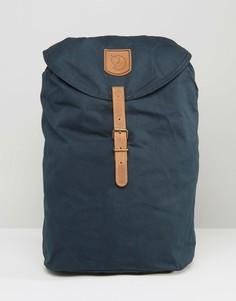 Темно-синий рюкзак объемом 15 литров Fjallraven Greenland - Темно-синий