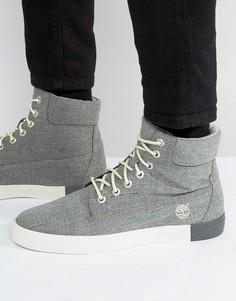 Парусиновые ботинки Timberland Newport 6 дюймов - Серый