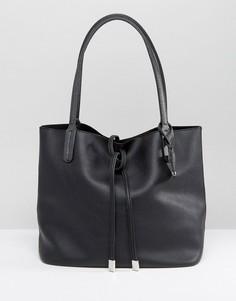 Черная сумка на плечо Glamorous - Черный