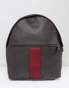 Рюкзак с тканой отделкой Ted Baker - Коричневый