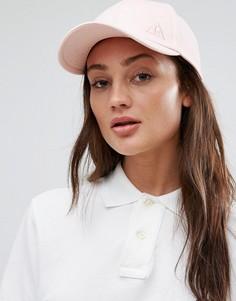 Розовая кепка Le Coq Sportif эксклюзивно для ASOS - Розовый