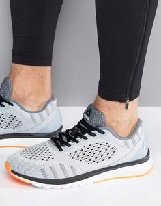 Серые кроссовки с принтом Reebok Running BD4529 - Серый