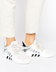 Бежевые кроссовки adidas Originals EQT Support - Коричневый