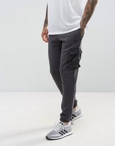 Черные джоггеры adidas Orignals Shadow Tones CE7105 - Черный