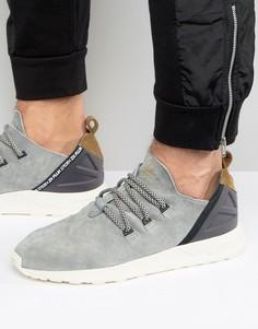 Серые кроссовки adidas Originals ZX Flux ADV X - Серый