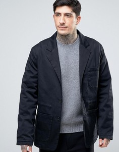 Куртка с затягивающимся шнурком YMC - Черный