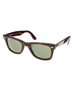 Вайфареры Ray-Ban Original 0RB2140 - Черный