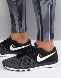 Черные кроссовки Nike Training Train Speed 4 843937-010 - Черный