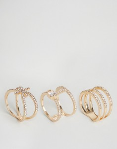 Комбинируемые кольца ALDO Premosello - Золотой