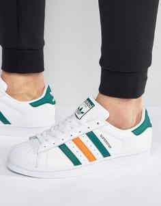 Белые кроссовки adidas Originals Superstar BB2247 - Белый