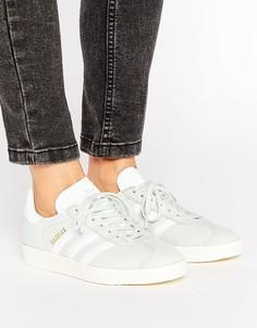 Кроссовки adidas Originals Gazelle - Зеленый