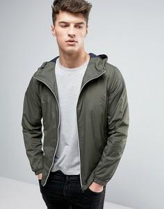 Легкая куртка с капюшоном Produkt - Зеленый