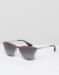 Фиолетовые вайфареры Ray-Ban - Фиолетовый