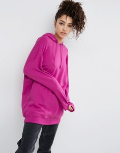 Oversize-худи ASOS Ultimate - Розовый