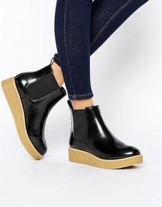 Ботинки Monki - Черный
