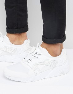 Белые кроссовки Puma Disc Blaze 36252802 - Белый