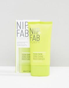 Увлажняющее матирующее средство для подростков NIP+FAB - Бесцветный