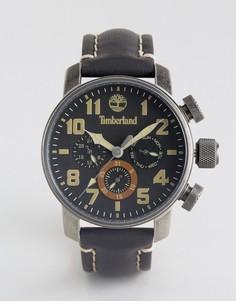 Черные часы Timberland Mascoma - Черный