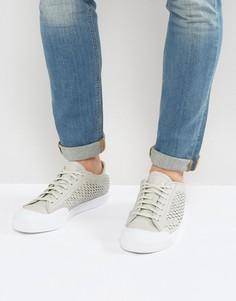 Серые кроссовки-премиум Nike All Court 724271-001 - Серый