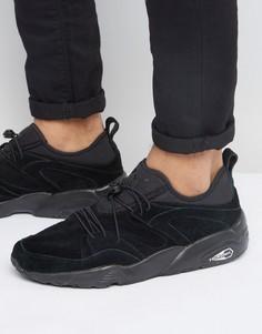 Черные мягкие кроссовки Puma Blaze Of Glory 36010106 - Черный