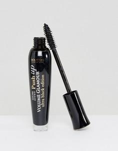 Объемная тушь для ресниц Bourjois Volume Glamour Push Up Mascara - Черный