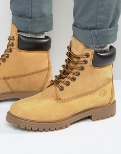 Бежевые ботинки Red Tape - Бежевый