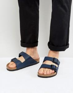 Синие сандалии Birkenstock - Темно-синий