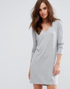 Повседневное платье Supertrash - Серый