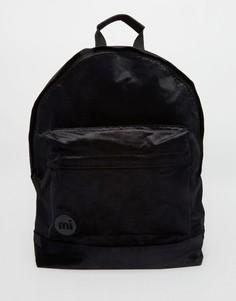 Рюкзак из бархата Mi-Pac - Черный