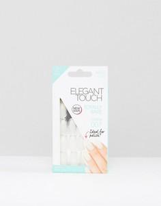 Накладные ногти Elegant Touch Totally Bare - Прозрачный